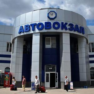 Автовокзалы Актюбинского