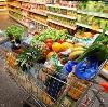Магазины продуктов в Актюбинском